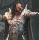 Managerul Lordi atacat