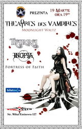 Concert Theatres Des Vampires in Wings Club