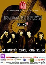Concert Sarmalele Reci in Club Jukebox