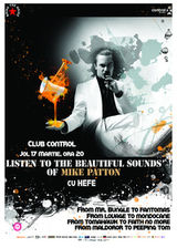 Listen to the beautiful sounds of Mike Patton cu Hefe in Control