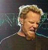 Fotografii cu Metallica din studio