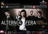 Alternosfera lanseaza albumul Virgula in club Jukebox Bucuresti