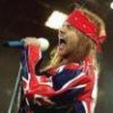 Live footage Guns N' Roses
