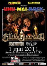 Concert Blind Guardian la Arenele Romane din Bucuresti