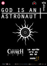 Concert God Is An Astronaut in Silver Church Bucuresti