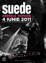 Concert Suede la Arenele Romane