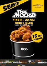 Concert The MOooD in Club Wings