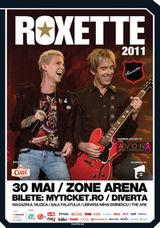 Concert Roxette la Bucuresti la Zone Arena