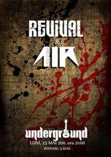 Concert Almost In Range si Revival in Underground Iasi
