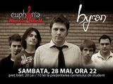 Concert Byron in Cluj-Napoca