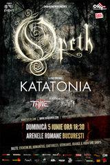 Concert Opeth si Katatonia la Arenele Romane - ANULAT