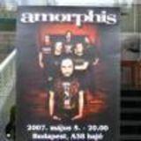 Cronica Amorphis la Budapesta in A38