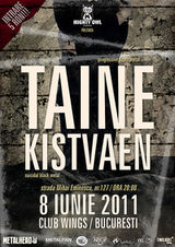 Concert  Taine si Kistvaen in Club Wings