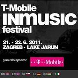 T-Mobile INmusic festival 2011 in Zagreb, Croatia