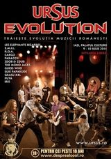 Concert Cargo, Luna A,mara si multi altii la Ursus Evolution Tour 2011 Iasi