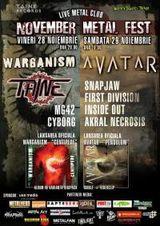 November Metal Fest