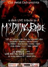 Concert tribut My Dying Bride
