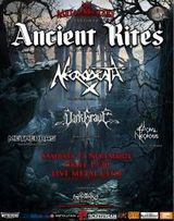 Ancient Rites si Necrodeath la Bucuresti