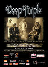 Deep Purple in Romania