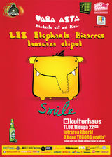 Les Elephants Bizarres laseaza videoclipul Smile in Kulturhaus
