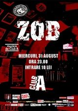 Concert Zob in Club A
