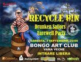 Concert Recycle Bin in Bongo Vama Veche