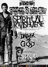 Concert Spiritual Ravishment si Deliver The God in Brasov