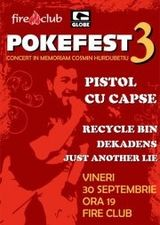 PokeFest 3 in Fire Club Bucuresti