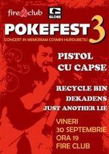 PokeFest 3 in Fire Club Bucuresti