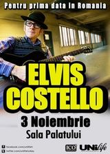 Concert Elvis Costello la Bucuresti