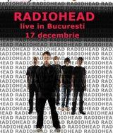 Neconfirmat: Concert Radiohead la Bucuresti