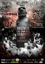 Concert Deadeye Dick si Deliver The God la Brasov