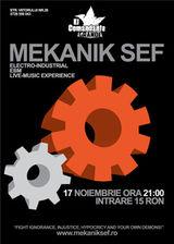 concert Mekanik Sef