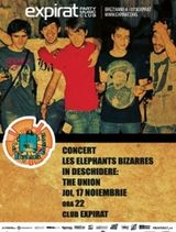 Concert Les Elephants Bizzares in Expirat