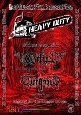 Concert Heavy Duty, 13 Rituals si Evergreed in Sibiu