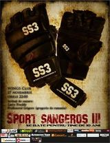 Concert aniversar Sport Sangeros III in Wings Club