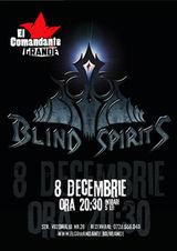 Blind Spirits @ El Grande Comandante