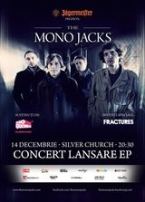 Concert de lansare EP The Mono Jacks in Silver Church