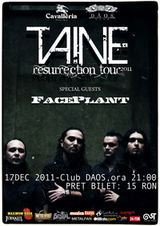 Concert Taine si Faceplant in club Daos Timisoara