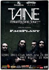 Concert Taine si Faceplant in club Daos Timisoara