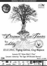 Concert de lansare EP Diamonds Are Forever in Cluj