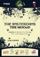 Concertul Ice Black Birds din Control este anulat! The MOOoD le iau locul