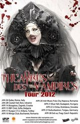 Concert Theatres Des Vampires in Club Wings