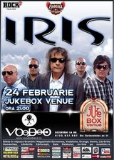 Concert Iris si Voodoo in Jukeboc Venue din Bucuresti