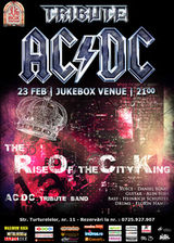 Concert tribut AC/DC in Jukebox Venue