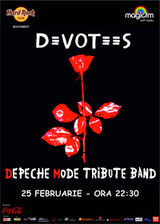 Concert Devotees (tribut Depeche Mode) la Hard Rock Cafe