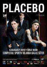 Concert Placebo la Bucuresti (poze)