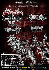 Concert Christ Agony si Angerseed in Club Daos din Timisoara