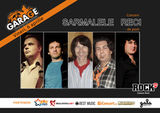 Concert SARMALELE RECI in Garage Club & Lounge