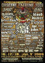 Necrovile vor participa la festivalul Obscene Extreme